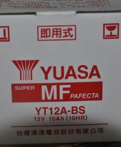 YUASA YT12A-BS 12V 10Ah