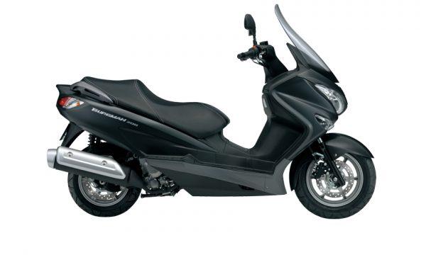 Suzuki Yeni Burgman 200ABS